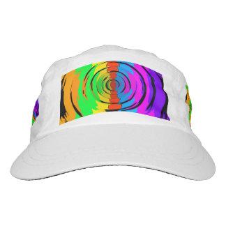 Modelo de prueba del arco iris gorra de alto rendimiento
