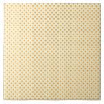 Modelo de punto dorado moderno azulejos