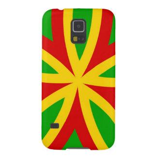 Modelo de Rasta Funda Para Galaxy S5