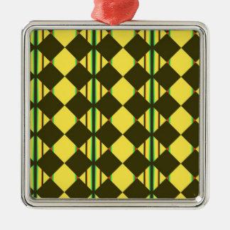Modelo de Rhombs Ornamentos De Navidad