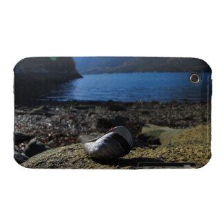 Modelo de Shell del mejillón Case-Mate iPhone 3 Cárcasa