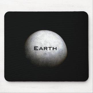 Modelo de tierra del planeta Mousepad Tapetes De Raton