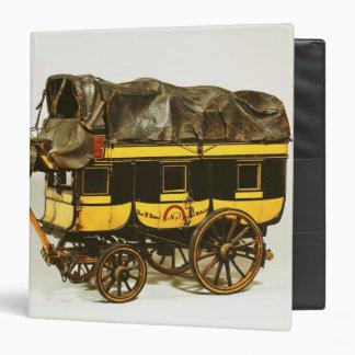 """Modelo de un omnibus de cuarenta asientos carpeta 1 1/2"""""""