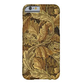 Modelo de William Morris de las hojas de otoño