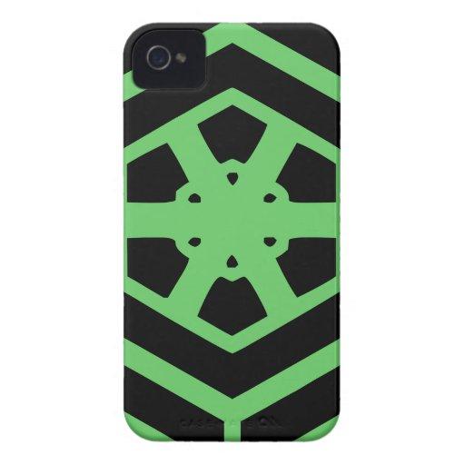 Modelo de Wrecktange iPhone 4 Case-Mate Carcasa