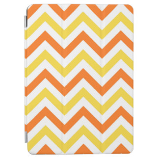 Modelo de zigzag blanco de Pineappe LG Chevron de  Cover De iPad Air