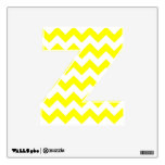Modelo de zigzag blanco y amarillo