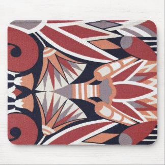 Modelo decorativo tapetes de ratón