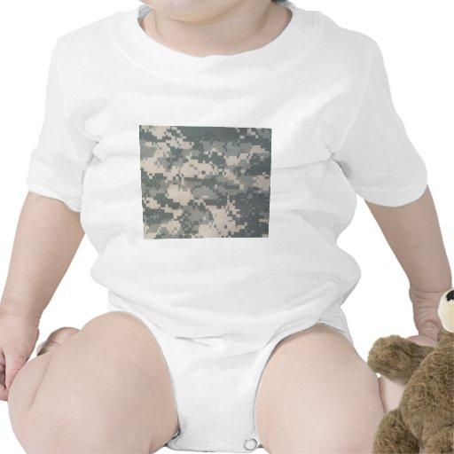 Modelo del ACU del camuflaje del ejército Traje De Bebé