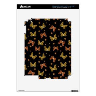 Modelo del adorno de los insectos iPad 3 skins