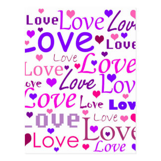 Modelo del amor postal