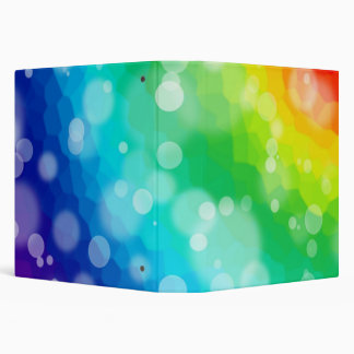 Modelo del arco iris de Bokeh grande