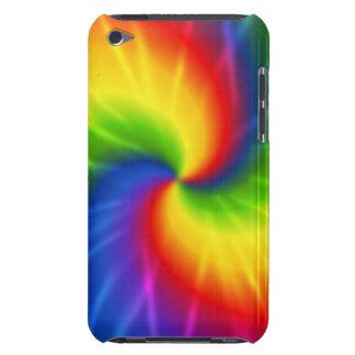 Modelo del arco iris del teñido anudado iPod touch carcasa