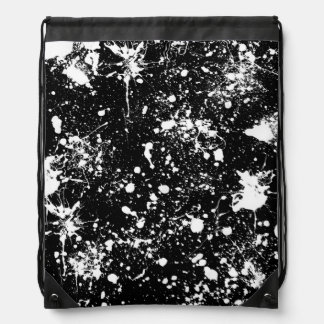 Modelo del arte de la salpicadura mochilas