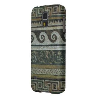 Modelo del arte de Styley del Griego del vintage Funda Para Galaxy S5