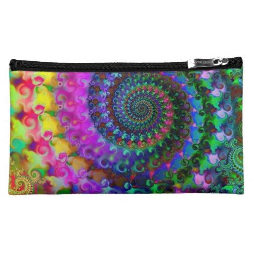 Modelo del arte del fractal del arco iris del hipp