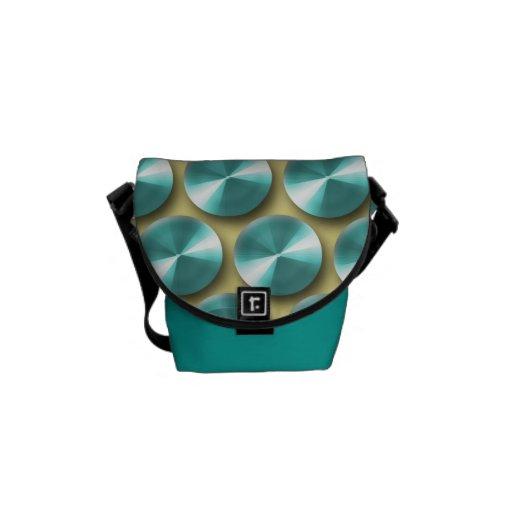 Modelo del arte moderno bolsas de mensajeria