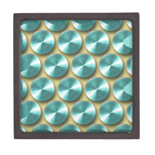 Modelo del arte moderno caja de regalo de calidad
