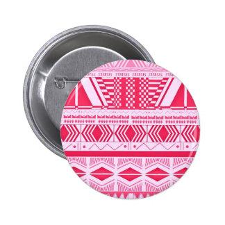 Modelo del Azteca del rosa del caramelo de algodón Pin