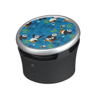 Modelo del azul del Po y de Bao Altavoz Con Bluetooth
