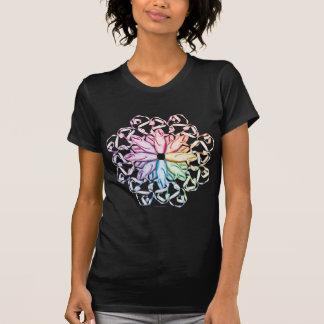 Modelo del ballet (espectral) camiseta