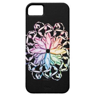 Modelo del ballet (espectral) funda para iPhone SE/5/5s