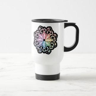 Modelo del ballet (espectral) taza de café
