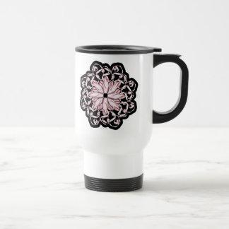 Modelo del ballet (estándar) tazas de café