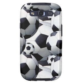 Modelo del balón de fútbol galaxy s3 coberturas