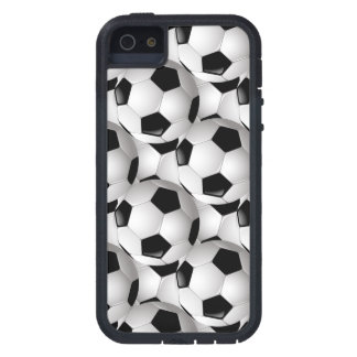 Modelo del balón de fútbol funda para iPhone SE/5/5s