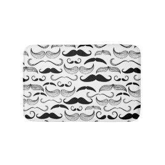 Modelo del bigote de los caballeros en todas las