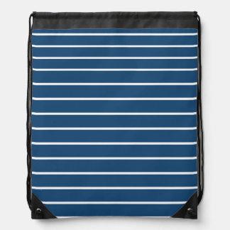 Modelo del blanco de la marina de guerra de la mochilas