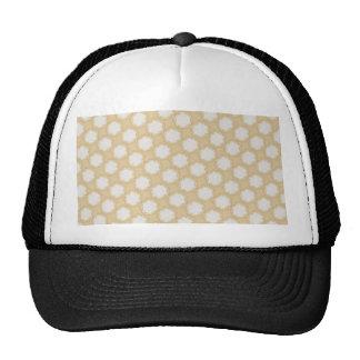 Modelo del boda del vintage - personalizar gorras