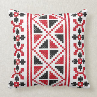 Modelo del bordado almohadas