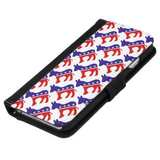 Modelo del burro de Demócrata Carcasa De iPhone 6