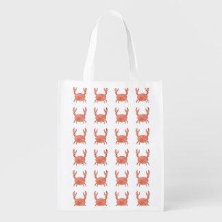 Modelo del cangrejo bolsas para la compra