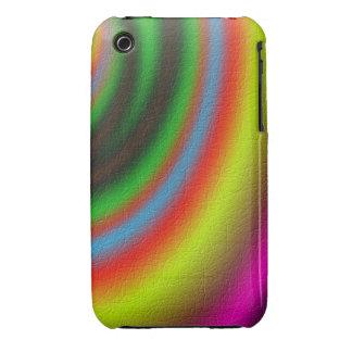 Modelo del color de la línea iPhone 3 carcasas