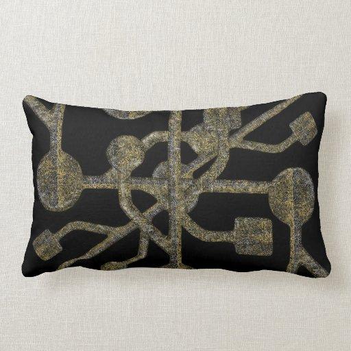 Modelo del concepto de la conectividad almohada