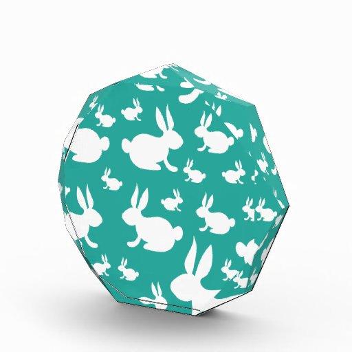 Modelo del conejo de conejito del trullo