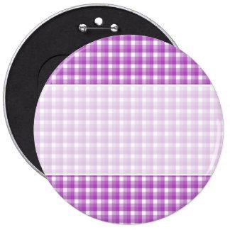Modelo del control de la guinga. Púrpura y blanco Pin