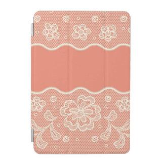Modelo del cordón, vintage 4 de la flor cover de iPad mini