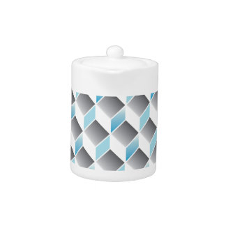 modelo del cubo 3d - diseño geométrico -