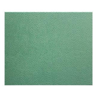Modelo del cuero del verde del Grunge del vintage Arte Con Fotos