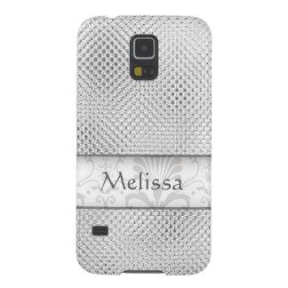 Modelo del damasco de Bling del diseñador Carcasa Para Galaxy S5