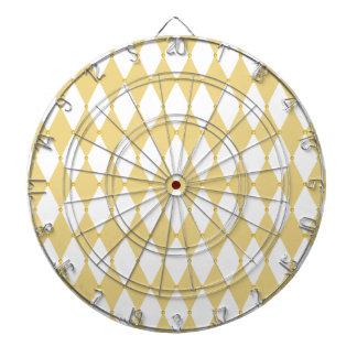 Modelo del diamante del Harlequin Tabla Dardos
