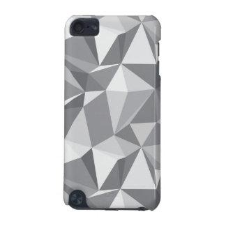 Modelo del diamante - polígono abstracto carcasa para iPod touch 5