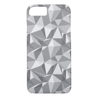 Modelo del diamante - polígono abstracto funda iPhone 7