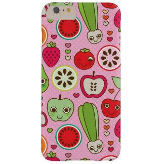 modelo del ejemplo de la cocina de la fruta funda barely there iPhone 6 plus