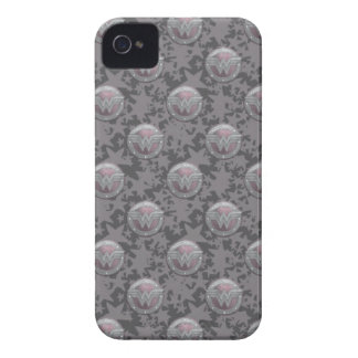 Modelo del escudo de la Mujer Maravilla Carcasa Para iPhone 4 De Case-Mate