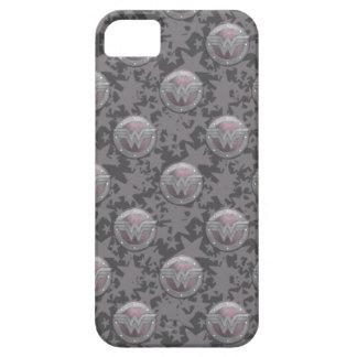 Modelo del escudo de la Mujer Maravilla iPhone 5 Cárcasas